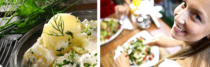 geflügelsalat ohne mayonaise